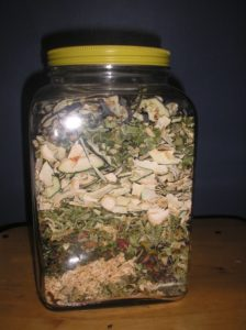 dried-veggies