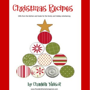 Christmas Recipes eBook