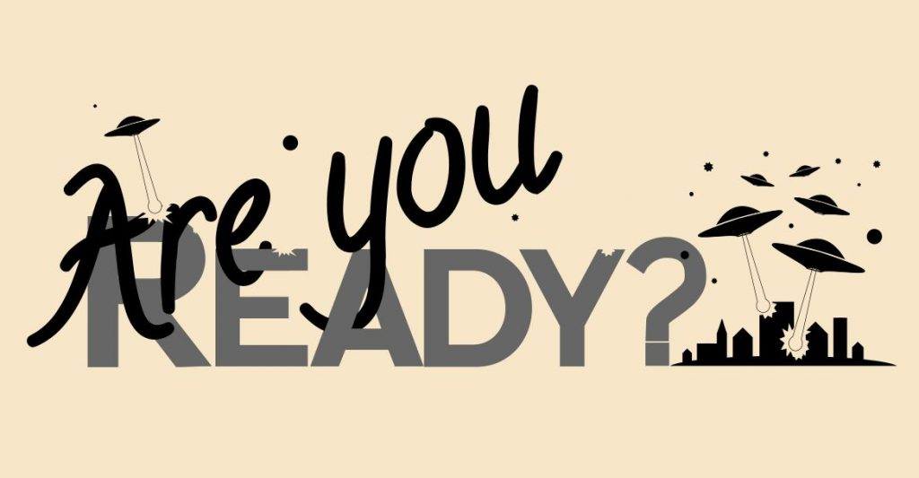 too late to be ready